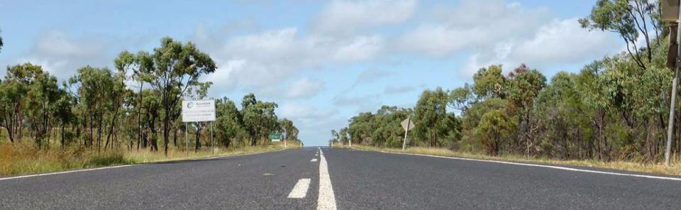 Gregory Developmental Road