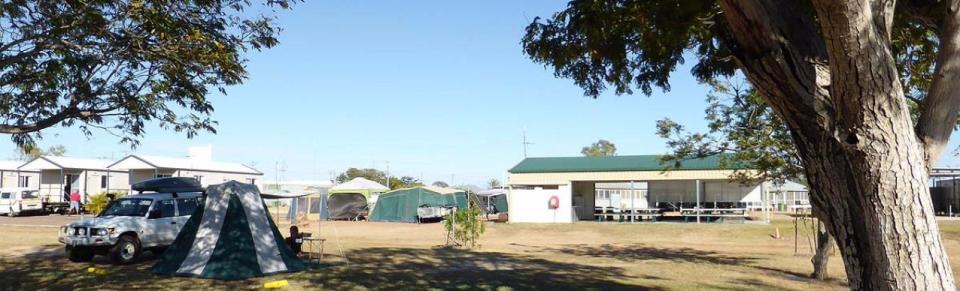 Hughenden Allen Terry Caravan Park