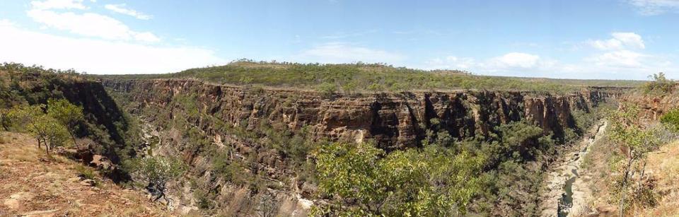 Porcupine Gorge NP