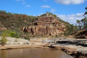 Go to Pyramid Rock Walking Trail, Porcupine Gorge NP QLD