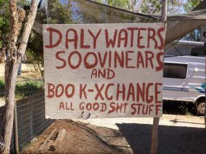 Go to Daly Waters Pub, Daly Waters NT