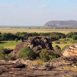 Ubirr Rock Art Site