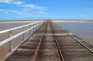 Go to One Mile Jetty, Carnarvon WA