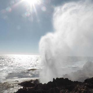 Point Quobba Blowholes