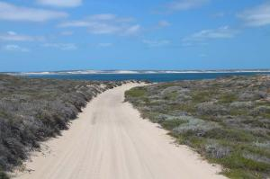 Go to Road - Steep Point to Rangers Station, Edel Land NP WA