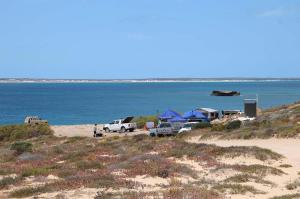 Go to Steep Point Fishing Camp, Edel Land NP WA