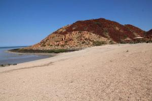 Go to Hearsons Cove, Burrup Peninsula WA