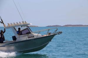 Go to Resources Harbour Tour, Dampier WA