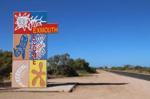 Go to Exmouth, WA