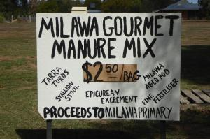 Go to Milawa, VIC