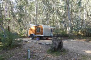 Go to Lake Catani Campground, Porepunkah VIC