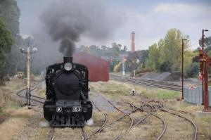 Go to Victorian Goldfields Railway, Castlemaine VIC