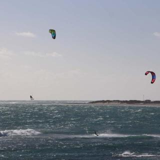 Separation Point - Kiteboarding