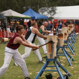 Karuah Oyster and Timber Festival