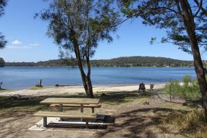 Go to Meroo NP, Burrill Lake NSW