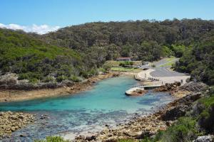 Go to Chamberlain Lookout, Tathra NSW