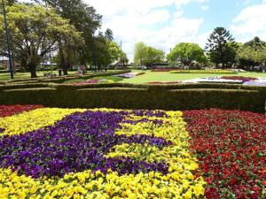 Go to Carnival of Flowers, Toowoomba QLD