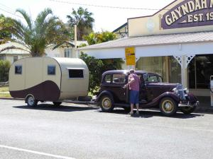 Go to Gayndah, QLD