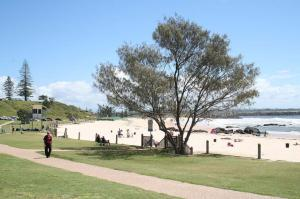 Go to Town Beach, Port Macquarie NSW