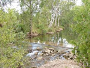 Go to Gregory River Rest Area, QLD