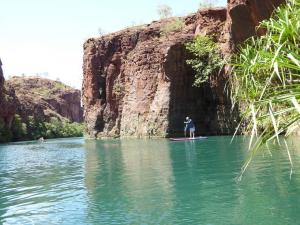 Click to see more of SUPing at Lawn Hill Gorge, Adels Grove QLD