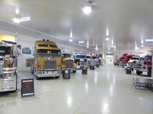 Go to National Road Transport Hall of Fame, Alice Springs NT