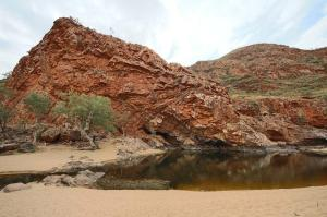 Go to Ormiston Gorge, West MacDonnell NP NT