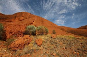 Click to see more of Valley of the Winds - Full Circuit Walk, Kata Tjuta (Olgas) NT