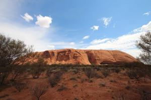 Go to Uluru (Ayers Rock), NT