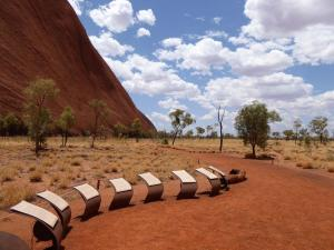Go to Kuniya Walk, Uluru (Ayers Rock) NT