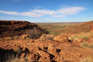 Go to Kings Canyon, NT