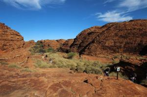 Go to Kings Canyon Rim Walk, Kings Canyon NT