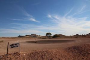 Go to Coober Pedy Golf Course, Coober Pedy SA