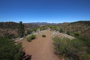 Go to Razorback Lookout, Flinders Ranges NP SA
