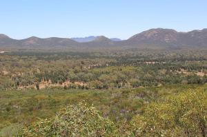 Go to Wilpena Pound, Flinders Ranges NP SA