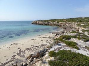 Go to Little Emu Beach, Innes NP SA