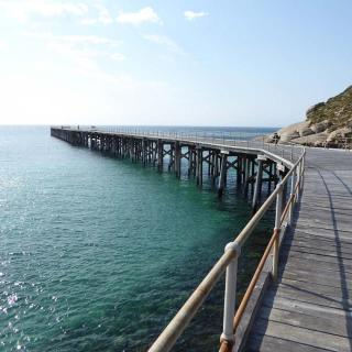 Stenhouse Bay Jetty