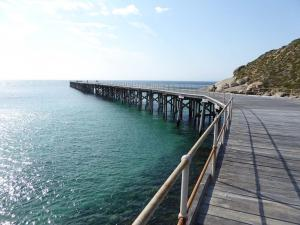 Go to Stenhouse Bay Jetty, Innes NP SA