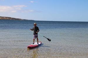 Click to see more of SUPing at Port Vincent, Port Vincent SA