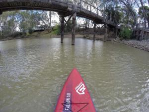 Go to SUPing at Swan Hill, Swan Hill VIC