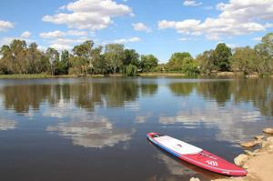 Go to SUPing in Benalla, Benalla VIC