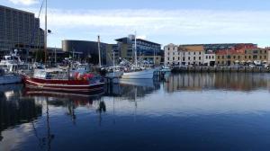 Go to Constitution Dock, Hobart TAS
