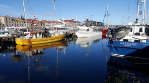 Go to Constitution Dock, Hobart TAS