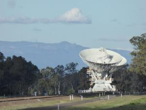Click to see more of Australia Telescope National Facility - Paul Wild, Narrabri NSW