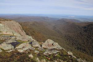 Go to Eckford Lookout, Kaputar NSW