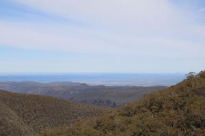 Go to Euglah Rock Lookout, Kaputar NSW