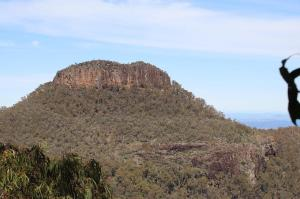 Go to Euglah Rock Lookout, Kaputar NSW