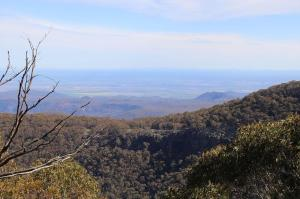 Go to Horsearm Creek Lookout, Kaputar NSW