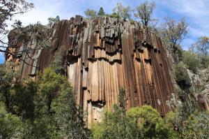 Go to Sawn Rocks, Narrabri NSW