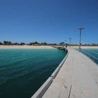 Dobbyn Park - Jetty